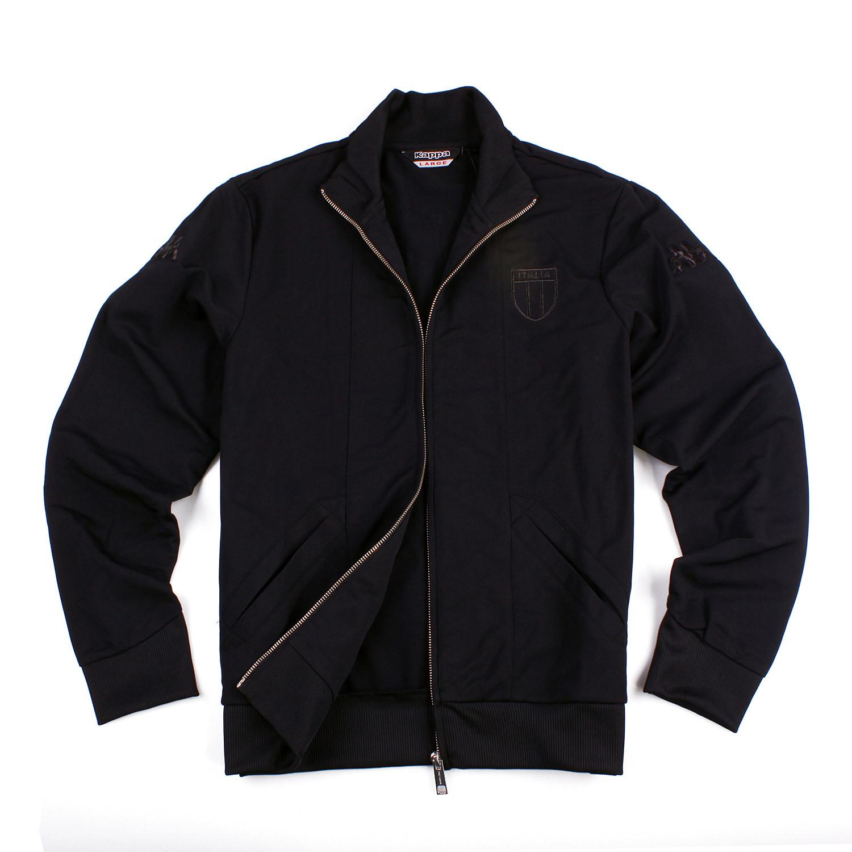 Спортивная куртка Kappa k2091wk301/990. MS K2091WK301-990 Для мужчин О-вырез Молния