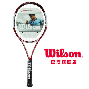 [40 percent discount] Wilson/nCode/Weir WINS n FuryHybrid110 tennis T5806