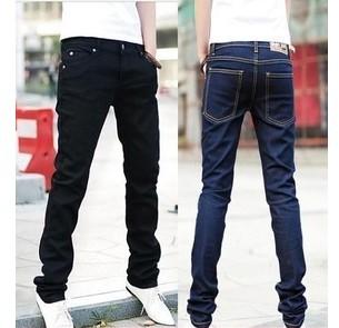 Джинсы мужские 1168 Классическая джинсовая ткань 2012