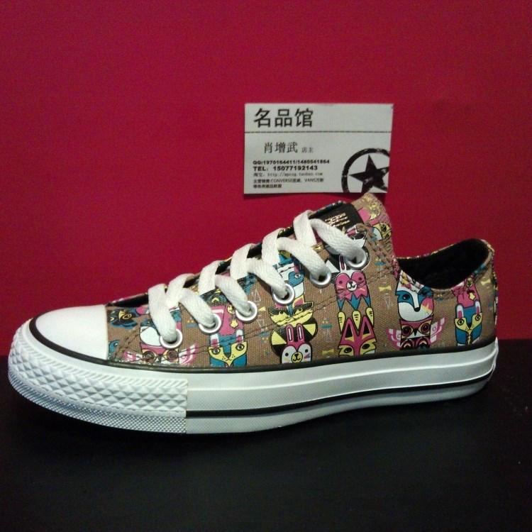 匡威女布鞋