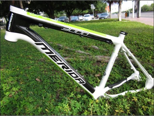 Горный велосипед Merida 2012 O.NINE(0.9)3000D 16 18