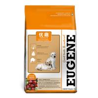 优趣均衡营养幼犬粮金毛萨摩耶贵宾狗粮10kg有效去牙垢25省包邮