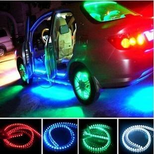 тюнинг фар   LED LED PVC