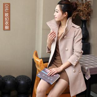 针织披风给你的放个假中长秋冬外套韩版时尚女装冬季衣橱