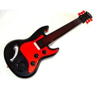 Детская гитара Реальной торговли моделирования стали с 16 детей игрушки гитары гитара музыка, 2 NGAN
