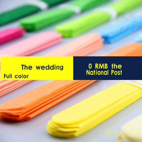 Paper flower ball garland wedding decoration supplies furnis