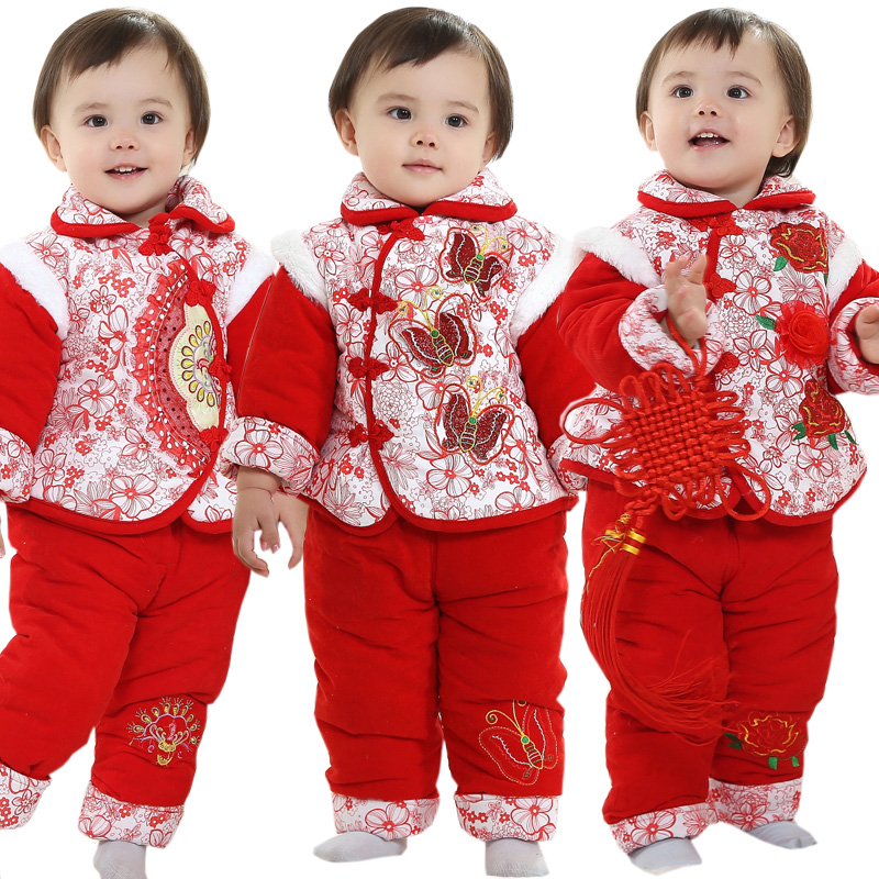 Costume Female Baby Winter Coat Winter Baby Girls 3 6 12 Months A