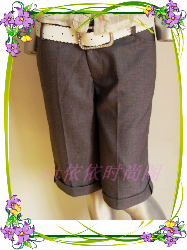 Женские брюки Шорты, мини-шорты Другая форма брюк Оригинальный должны быть удалены