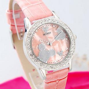 Часы Disney Кварцевые часы Женские Гонконг 2008