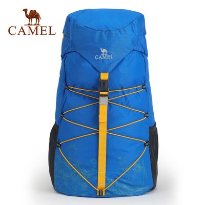 Camel / camel authentic outdoor folding bag bag men and women mountaineering bags 20L Backpack A4S2C7007