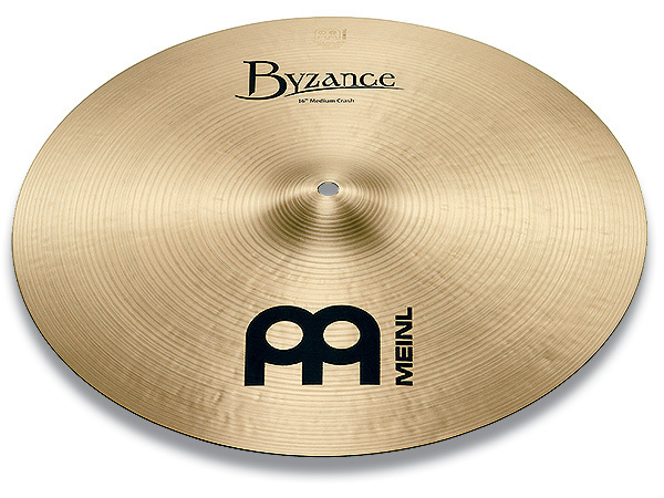 摇滚供给站 MEINL Byzance Traditional Medium Crash 18寸镲片