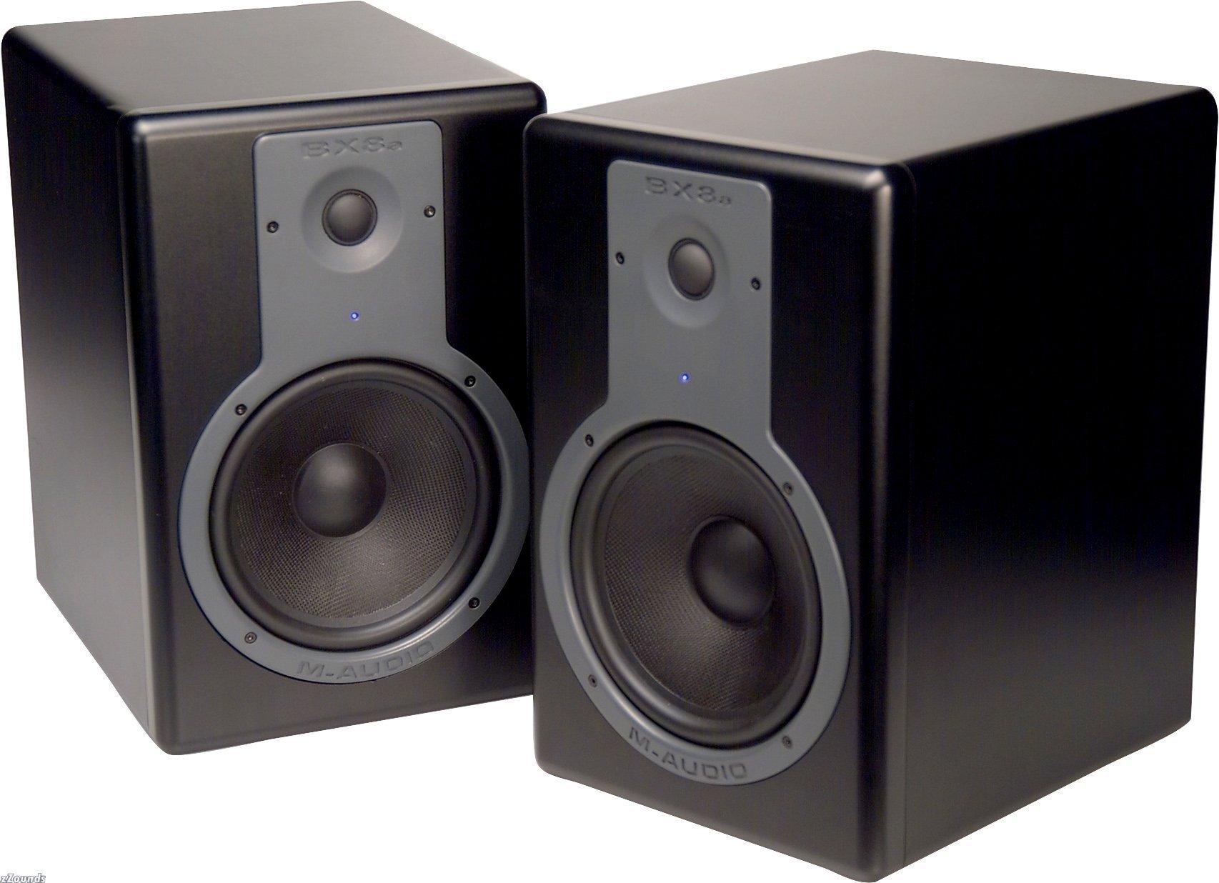 Акустическая система «Агент лицензии» профессиональный m-audio bx8a мониторные динамики