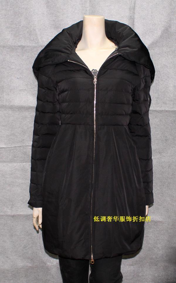 Женский пуховик 12 новых ferraga * o женщин тонкая куртка