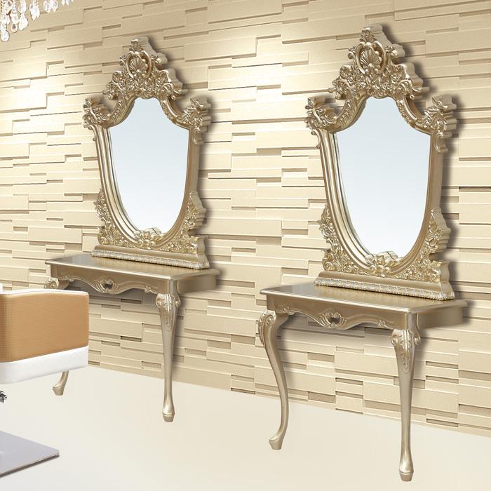 Зеркало для салона красоты Wave