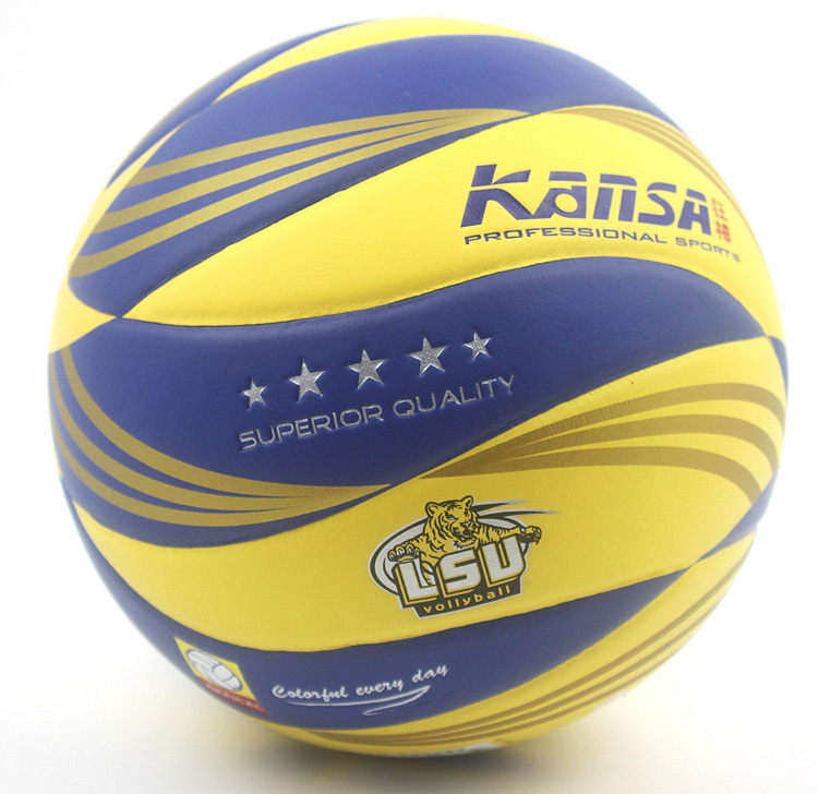 Volleyball soft volleyball is not a genuine five star super soft hand students in volleyball examination God Games volleyball