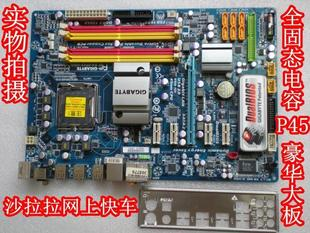 Gigabyte P45 motherboard GA-EP45-UD3L support for quad-core Super EP45-DS3L X38 X48 P43