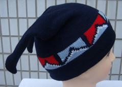 Головной убор F0009 Вязаные/трикотажные шапки Шерсть Рисунок Универсальный тип