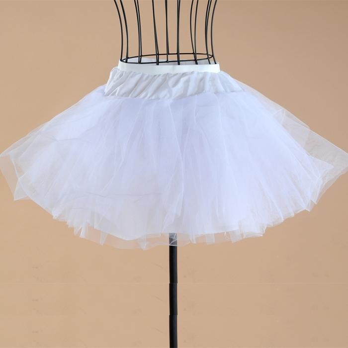天使依涵新款新娘配件婚纱配件新娘裙撑 无骨裙撑小礼服裙撑F款
