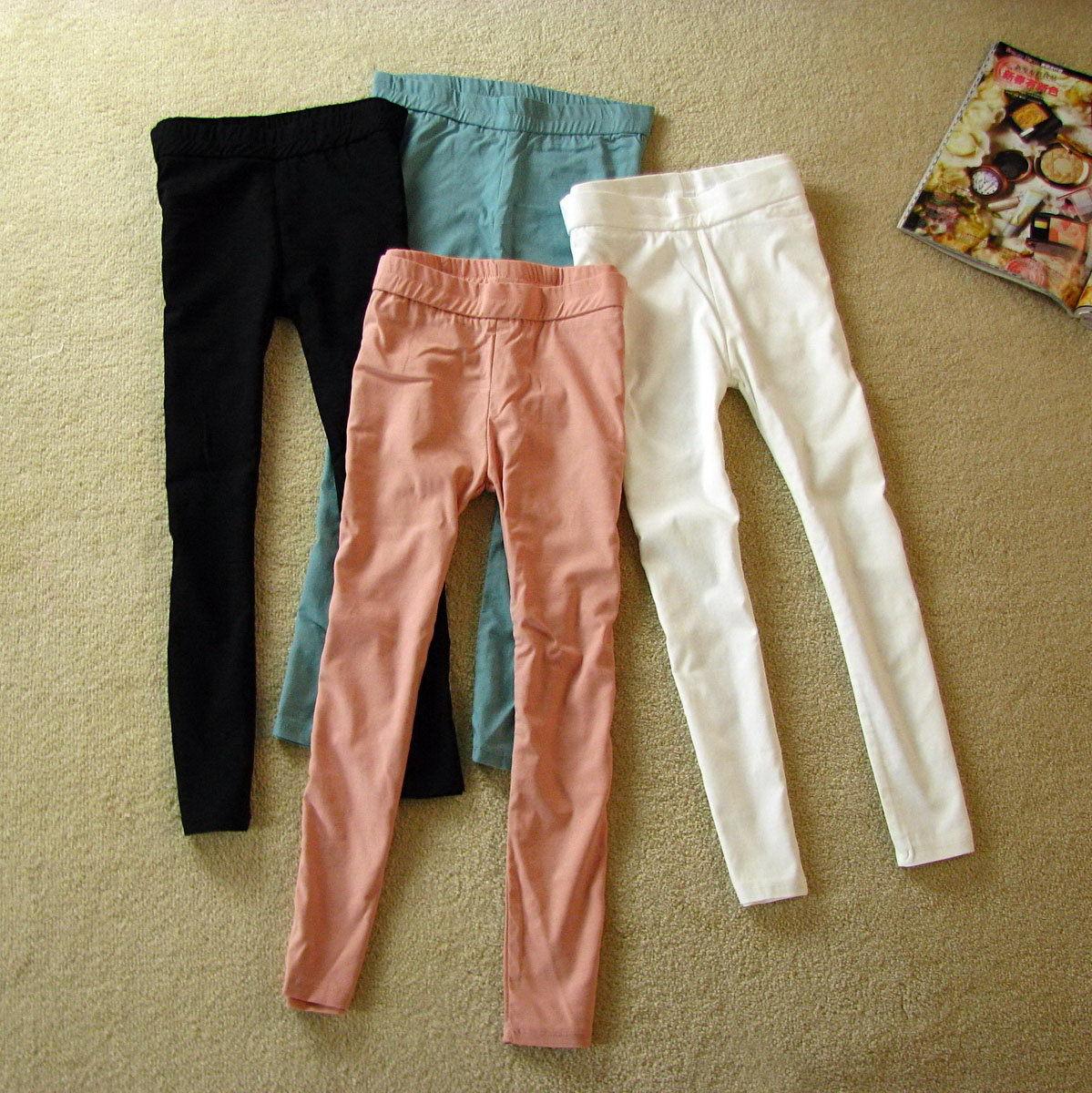 Женские брюки Новый высокое качество льда шелк хлопок OL пригородных тонкий тонкий тощий джинсы семь джинсы женские Брюки чуть выше щиколотки Узкие брюки-карандаш Повседневный Тонкая модель