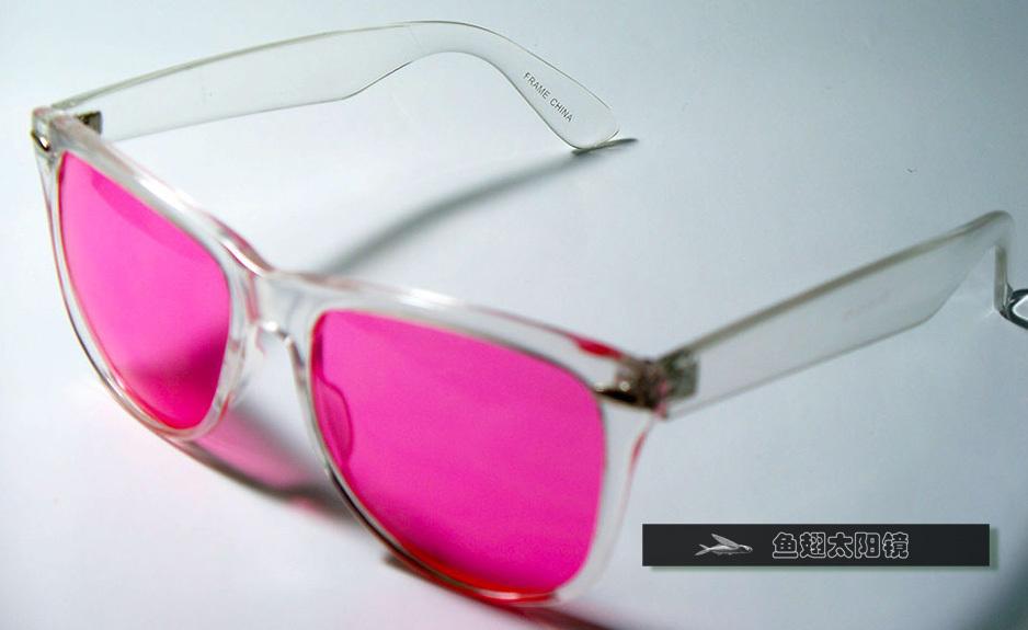 Солнцезащитные очки Shark fin 2012 WAYFARER