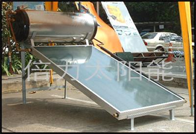 Водонагреватель на солнечных батареях   150