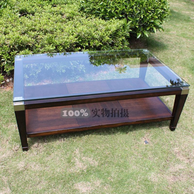 Чайный столик U.S. House BMC Европейский стиль Без колесиков Разные Из стекла