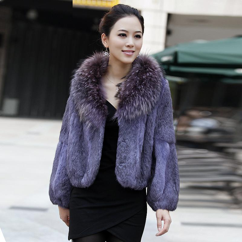 Куртки Меховые Женские