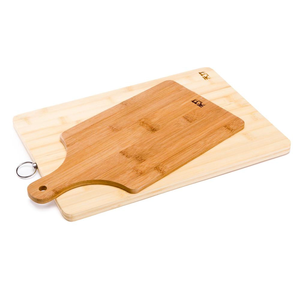 厨房用品生熟分类抗菌竹菜板砧板套装韩国创意切菜板实木案板