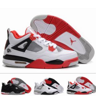 баскетбольные кроссовки Nike air jordan 123789 AJ4 Осень 2012 Для мужчин
