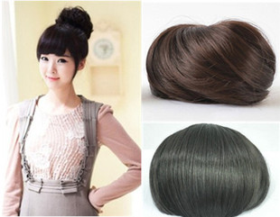 Kaqinuo wig Japanese button-Qi Liuhai + stretch letting ball head wig