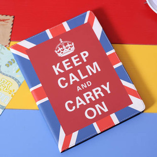 Apple чехол Retro flag KEEP CALM NEW IPAD 3/2 Retro flag