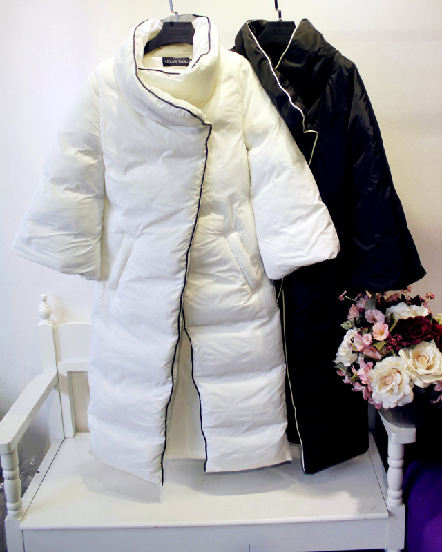 Длинная куртка своими руками 714