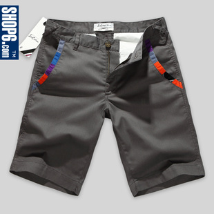 Shop6 33,345 ★ 6th store men's 2012 Summer clothes in  new skinny cotton casual pants or trousers/shorts