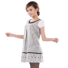 大码防辐射服孕妇装 银纤维可拆洗防辐射孕妇装 孕妇防护服 正品图片