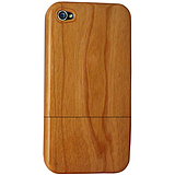 The personalized engraving iphone44s the Muke cool Lotte wooden cases wooden cellphone shell apple shell