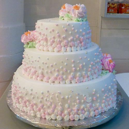 N138 婚礼蛋糕 北京 婚礼蛋糕 婚庆蛋糕 生日蛋糕 庆典 预订