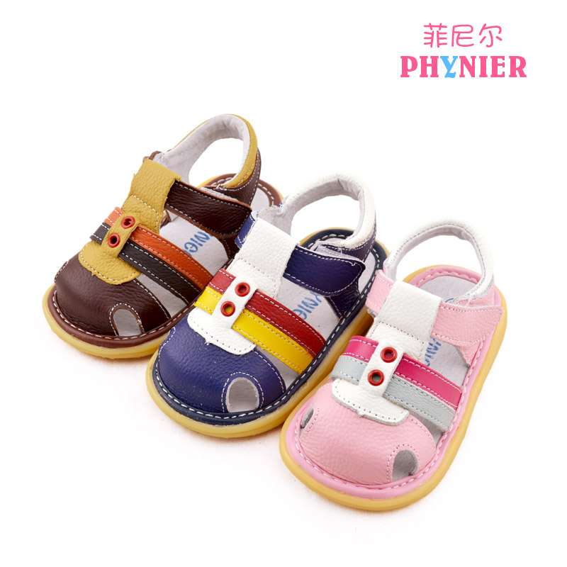 2014 New kid shoes 1-3 years boy and girl sandal  Taobao Agents