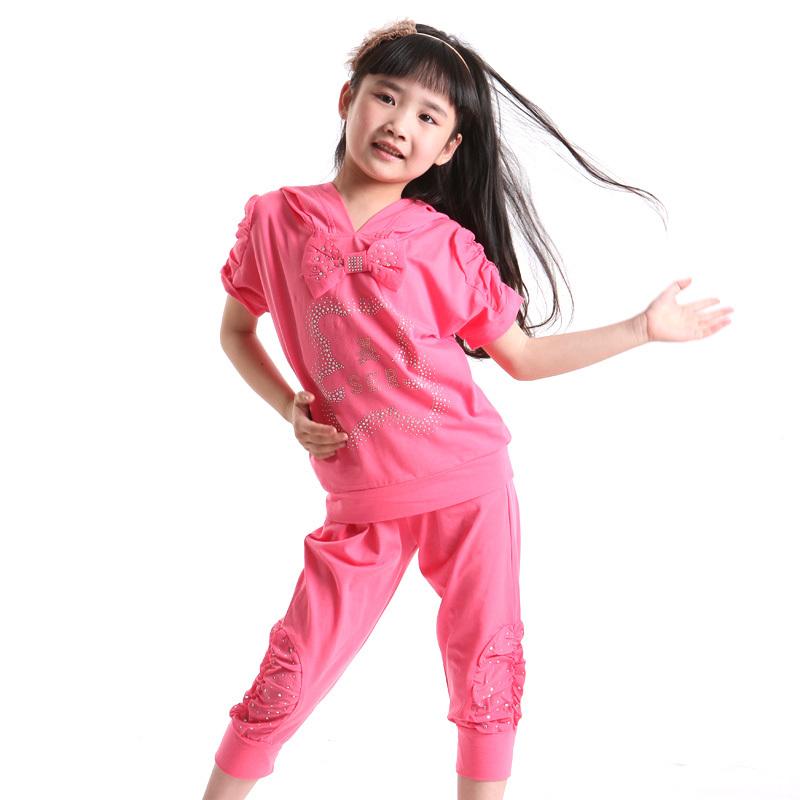 детский костюм Small Kenjiro a2270 2012 Спортивный Хлопок (95 и выше) Лето % Девушки