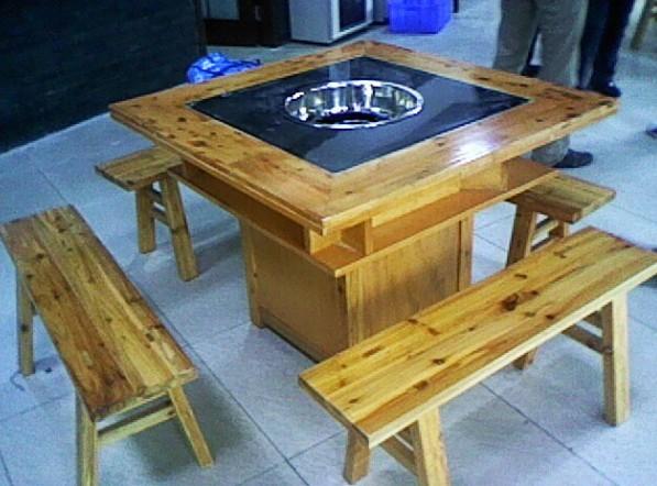 Стол с подогревом Junsheng furniture  13 1.4 1.5