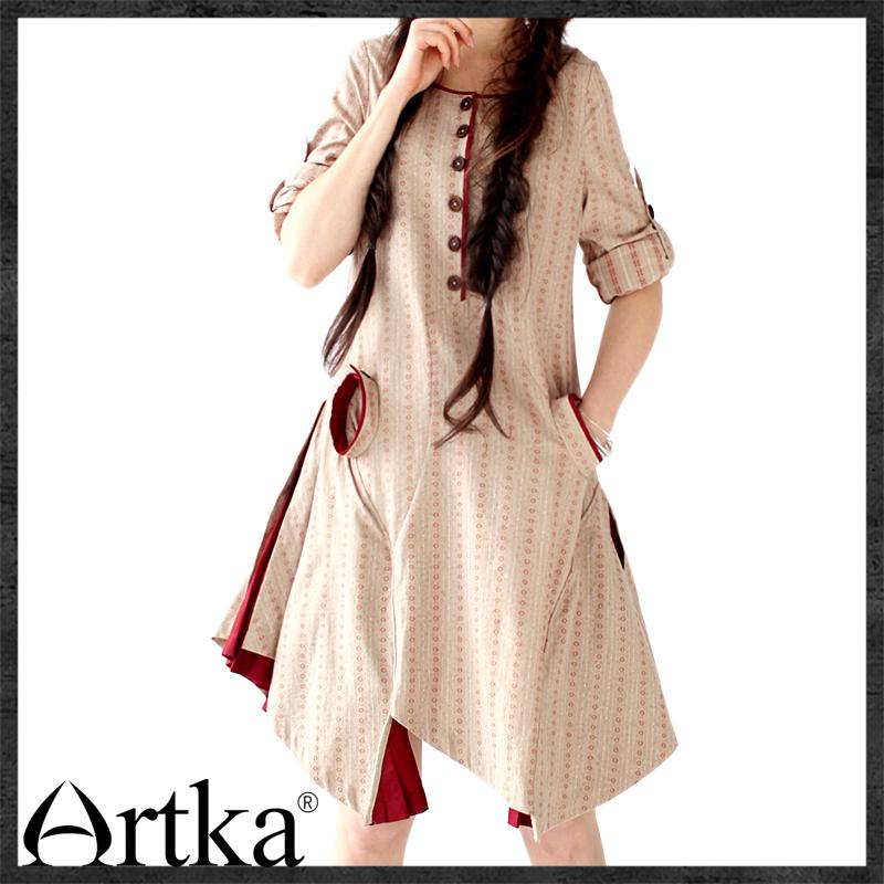 Женское платье Artka a08267 *2013 Лето 2012 Другое