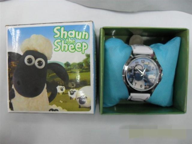 Часы Cartoon watch Sean Sheep Электронные Детские часы Китай