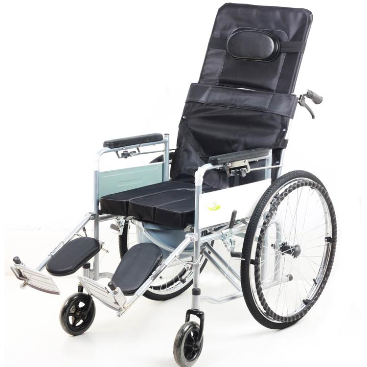 Инвалидное кресло Новый большой комод инвалидной коляске тормоза лежат четыре инвалидных колясок для лиц с ограниченными возможностями таблице автомобиль для престарелых инвалидов