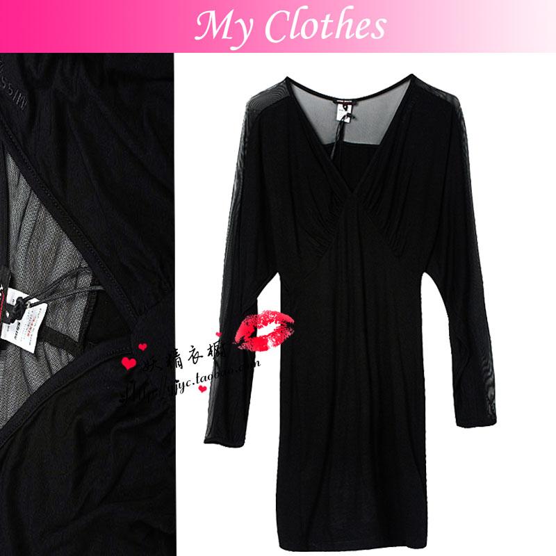Женское платье Miss sixty 08576 Miss Sixty2012 Осень 2012 Разные