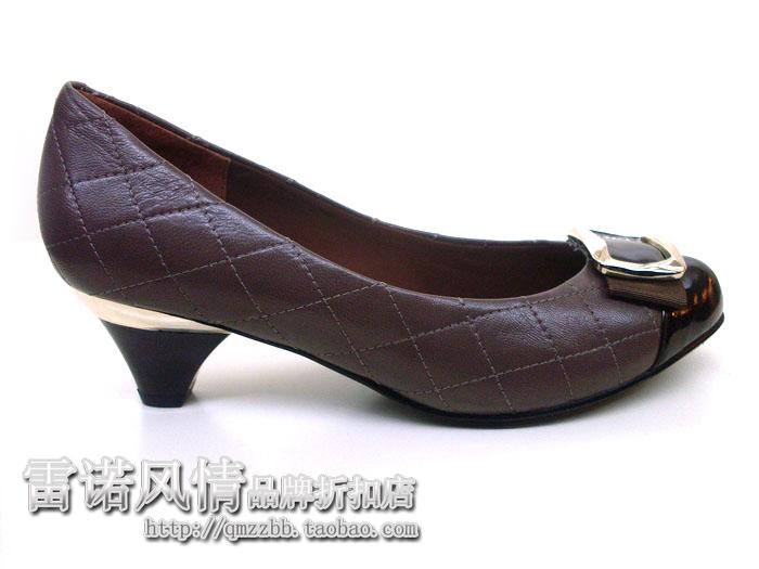 特卖专柜正品 卡帝乐鳄鱼2011春夏新款女单鞋真皮101012641售728
