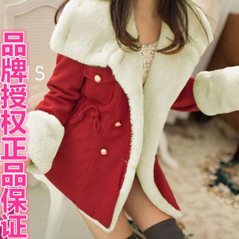 женское пальто Обычная