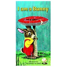 Книга, Газета, Каталог   Richard Scarry Am Bunny .29