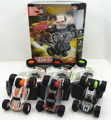 2013 AIR HOGS RC HYPER 5 ACTIVES 5 ? inverted high-speed stunt remote control cars