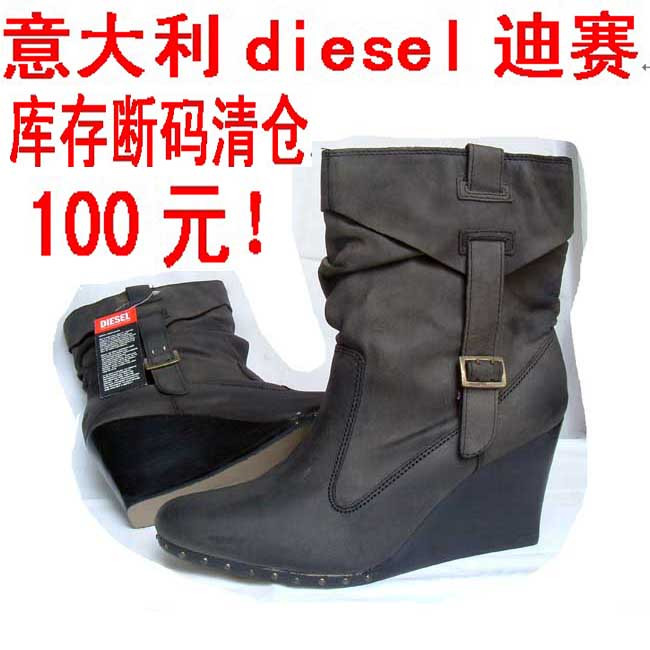 Женские сапоги Other American and European brands Diesel
