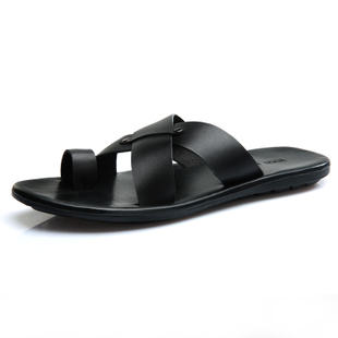 VOGU HOMME weigeweige specials! clip toe Korean daily leisure trends cool men slippers D002
