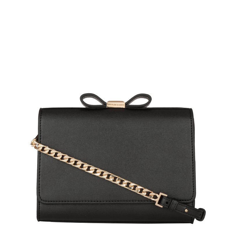 Charles & amp; amp; Keith2014 European style cute bow mini messenger bag shoulder bag CK2-70840002